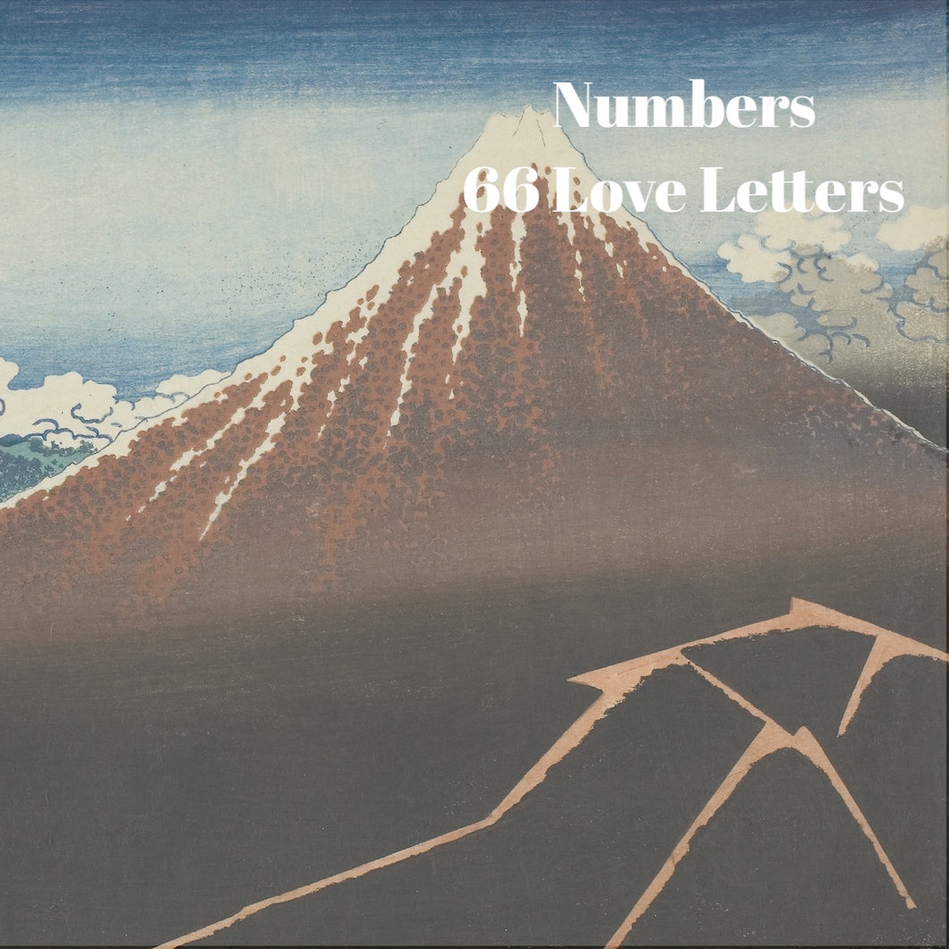 66 Love Letters Study Guide: Numbers