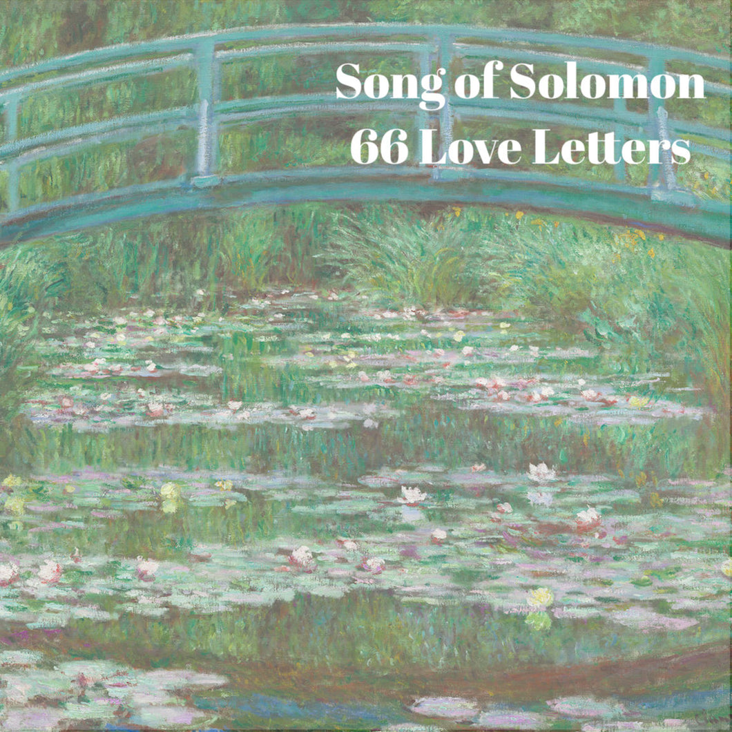 66 Love Letters Study Guide: Song of Solomon