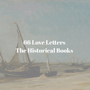 66 Love Letters Study Guide Bundle: Part Two: History Gives Away the Plot (Historical Books)