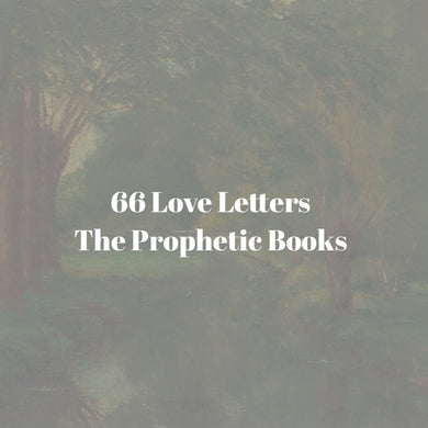 66 Love Letters Study Guide Bundle: Part Four: A Word to the Foolish (Prophetic Books)