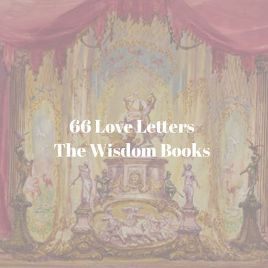 66 Love Letters Study Guide Bundle: Part Three: Living in Mystery with Wisdom and Hope (Wisdom Books)