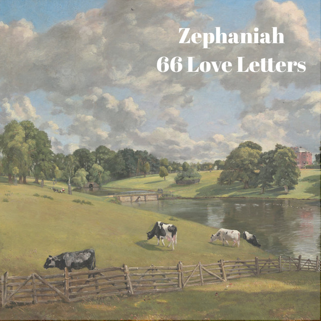66 Love Letters Study Guide: Zephaniah