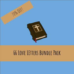 66 Love Letters Package Deal | 70% OFF