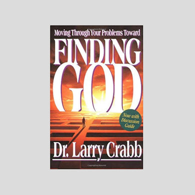 Finding God 6-Session DVD Series based on the Book