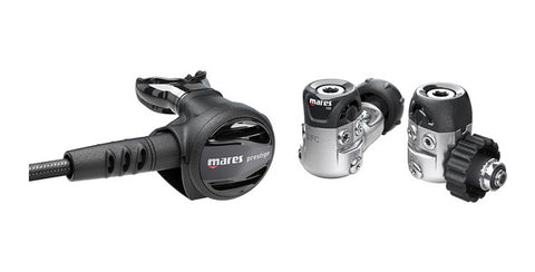 Mares Prestige 15X Regulator - Sun And Snow