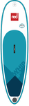 "Red Paddle Co Whip 8'10"" - Sun And Snow"