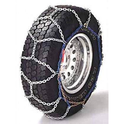 Alpine Star Diamond Pattern EasyFit SUV Snow Chains - Sun And Snow