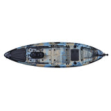 COOLKAYAK BIGGER DACE PRO ANGLER 10 - Sun And Snow