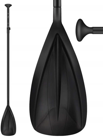 CoolKayak 3 Piece SUP Paddle - Sun And Snow