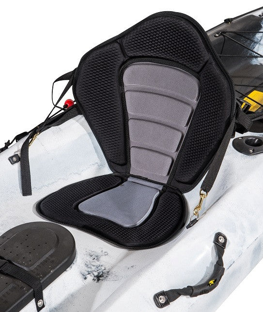 CoolKayak Deluxe Neo Seat - Sun And Snow