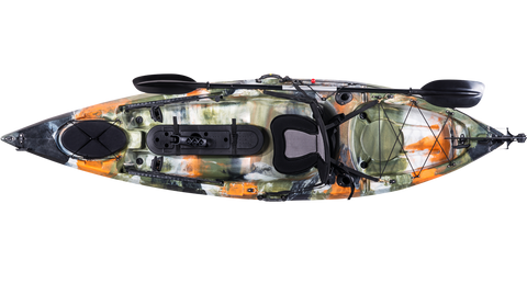 CoolKayak Dace Pro Angler 10 - Sun And Snow