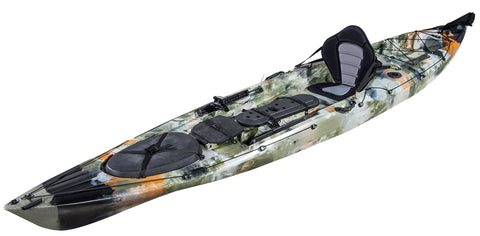 CoolKayak Dace Pro Angler 14 - Sun And Snow