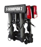 E-SCORPION 2 E-Bike Rack Folded - Sun And Snow