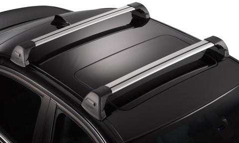 WhispBar Flush Bar Roof Rack - Sun And Snow