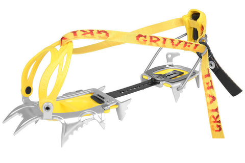Grivel Air Tech Light New Matic Crampons - Sun And Snow