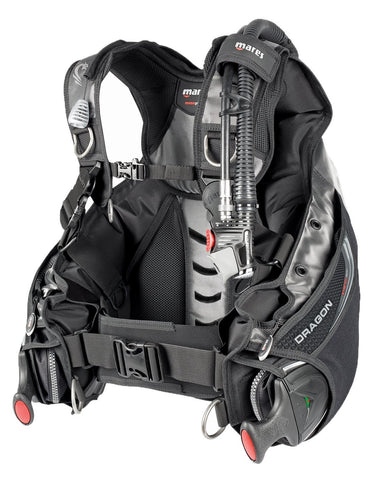 Mares Dragon SLS BCD - Sun And Snow