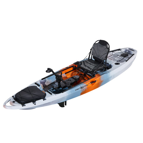 Coolkayak Tarpon Propel 10 - Sun And Snow