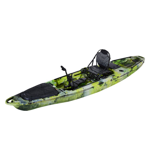 Coolkayak Tarpon Propel 13 - Sun And Snow