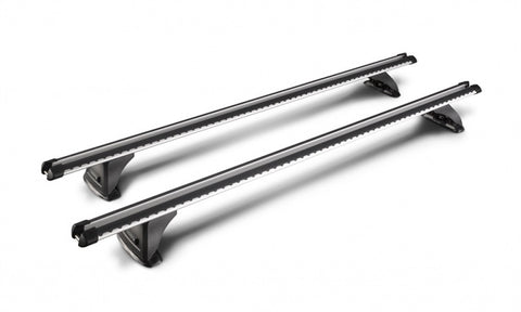 WHISPBAR HD ROOF RACK UteMaster Hard Lid - Sun And Snow
