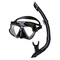 Mares Wahoo Silicone Mask and Snorkel Set - Sun And Snow