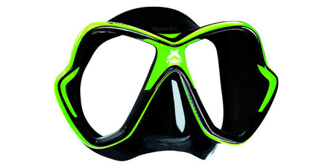 Mares X-Vision 14 Mask - Sun And Snow