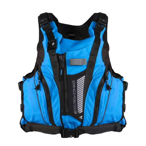 Hiko Aquatic PFD Blue - Sun And Snow