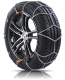 Weissenfels Uniqa Car Snow Chains - Sun And Snow