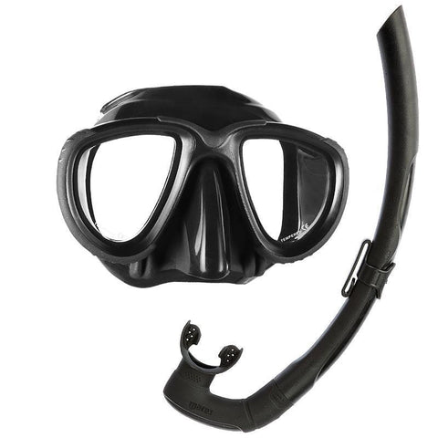 Mares Tana Goggle & Dual Snorkel Set - Sun And Snow