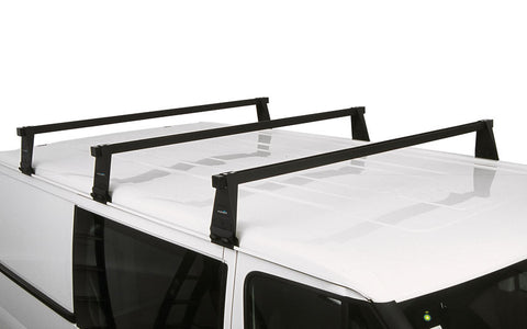 Prorack Tradesman Roof Rack System - Sun And Snow