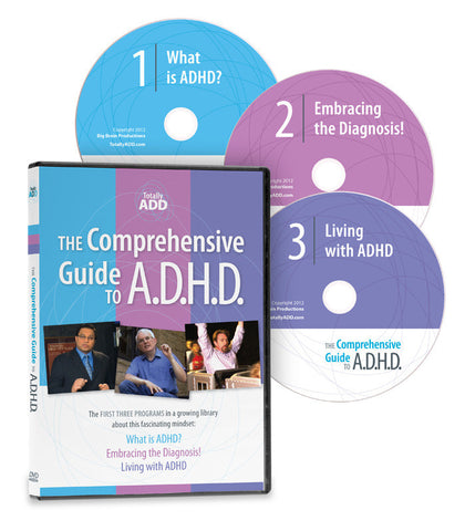The Comprehensive Guide to ADHD (DVD)