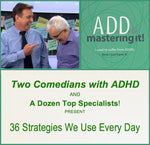 ADD & Mastering It! (DVD)