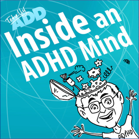 Inside an ADHD Mind (Audio Download)