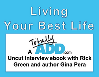 Living The Best Life - Uncut Interview with Gina Pera - eBook