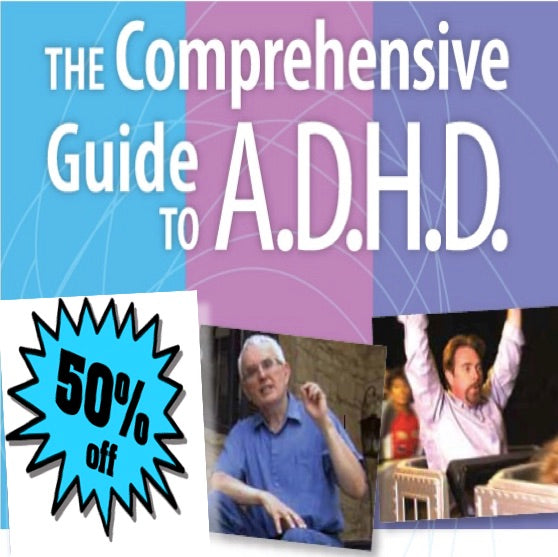 The Comprehensive Guide to ADHD (Digital Download)