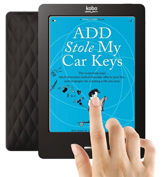 ADD Stole My Car Keys (eBook Download)