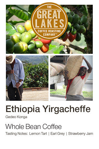 Single Origin: Ethiopia Yirgacheffe