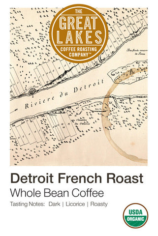 Fair Trade Detroit French Roast