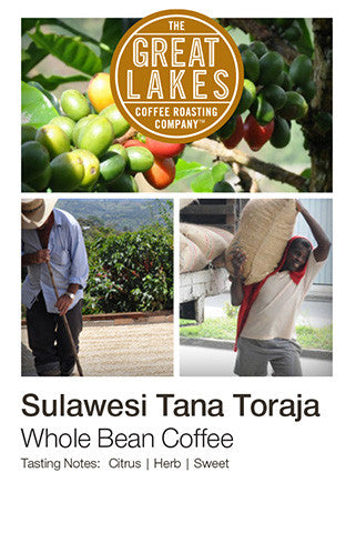 Single Origin Indonesia: Sulawesi