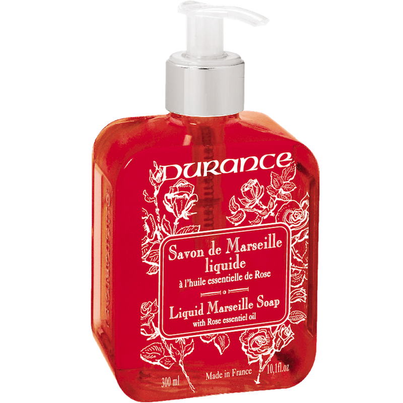Marseille 300ml Liquid Soap - Rose