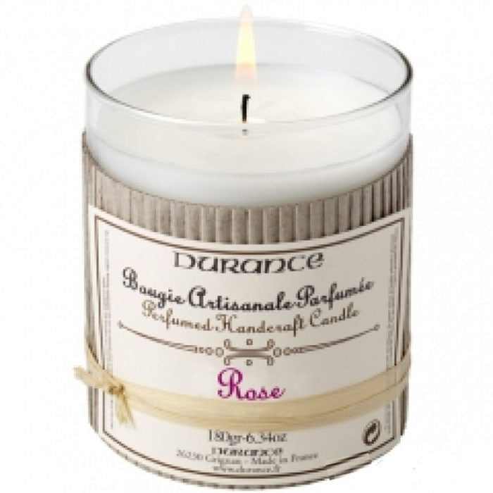 Scented Candle - Rose