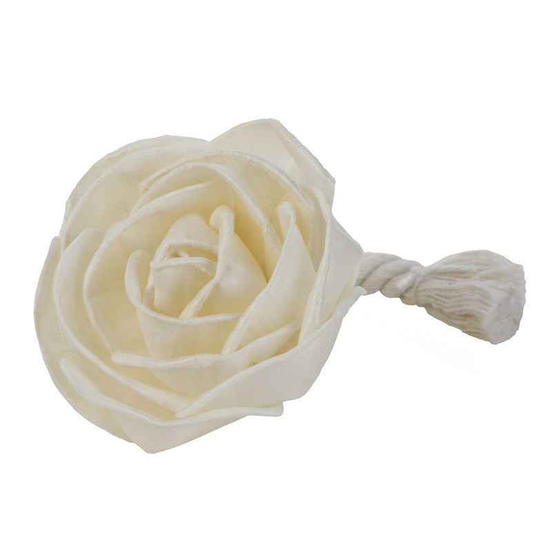 Flower Recharge White Rose