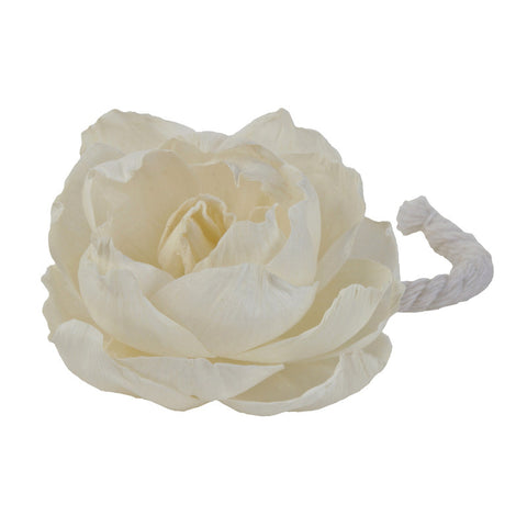 Scented Flower Bouquet White Camellia
