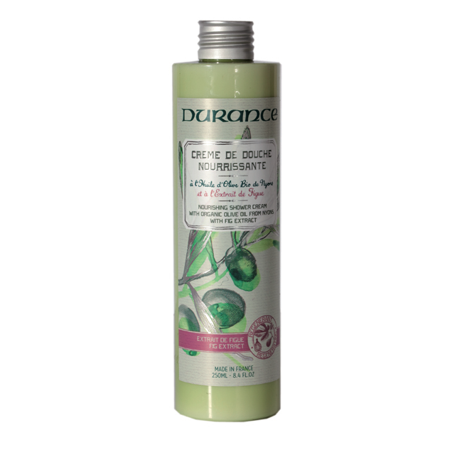 Olive Shower Cream with Fig Extract