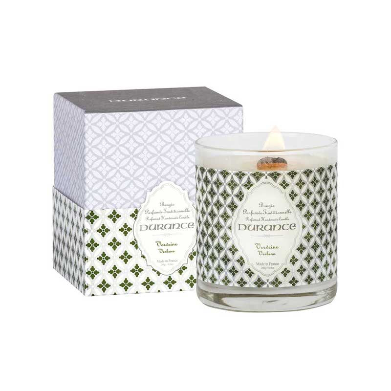Wooden Wick Candle 280g Verbena
