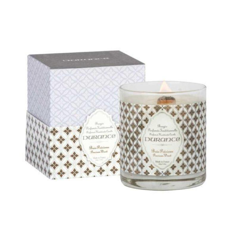 Wooden Wick Candle 280g Precious Wood