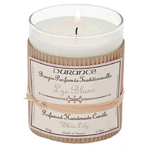 Scented Candle White Lily
