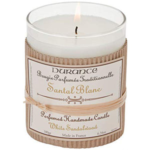 Scented Candle White Sandalwood