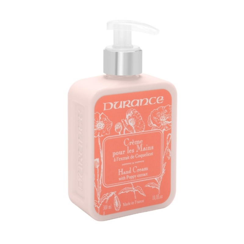 Marseille 300ml Hand Cream - Poppy