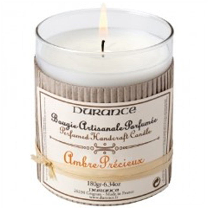 Scented Candle Precious Amber