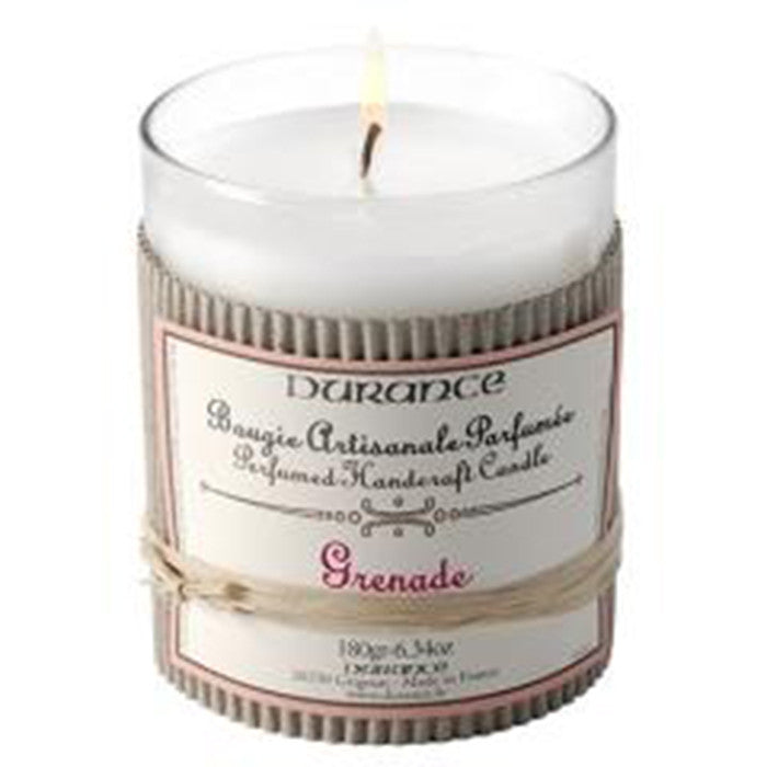 Scented Candle Pomegranate